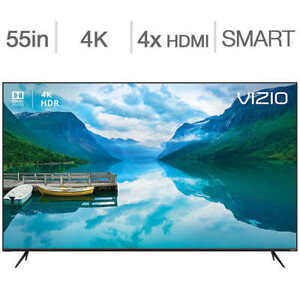"Vizio 55"" 4k led smart tv"