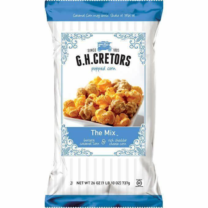 G.H. Cretors Popped Corn The Mix, 29 oz.