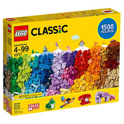 Lego Classic Creative  Box 1500 Pieces - Brand New - Fast Shipping