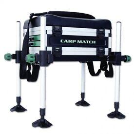 leeda carp fishing match box