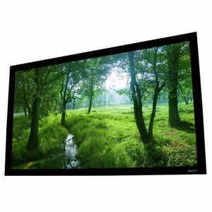 "EluneVision Elara 120"" 16:9 Fixed Frame HD Projector Screen"