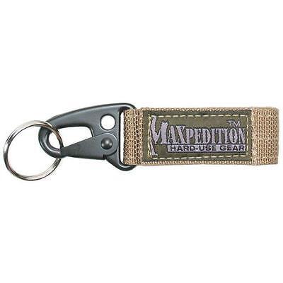 Maxpedition Keyper Alloy Snaphook Khaki 1703K