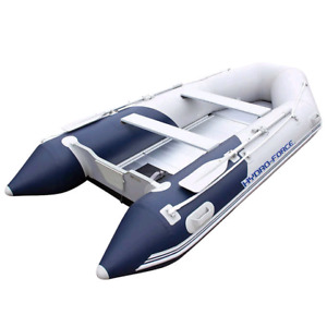 Hydro-Force Inflatable Boat  And a 9.9 chrysler hp motor