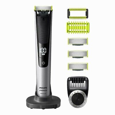 Philips Norelco QP652070 Oneblade Pro Hybrid Electric Trimmer and Shaver