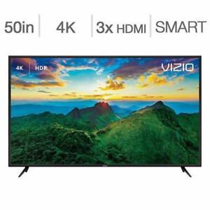 Télévision DEL 50'' D50-F1 4K UHD 120hz Smart Vizio