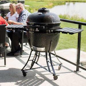 XL EGG smoker/ grill