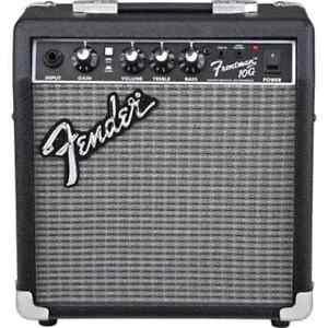 Ampli Fender 10W pour guitare