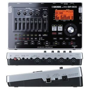 Boss BR800 8 Track Digital Recorder
