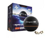 Deeper Pro Plus, Rod Mount, Night Hood