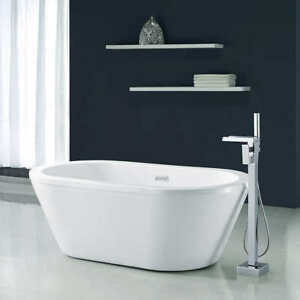 "63"" Ove Colton Soaker Tub"