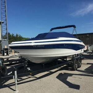 CROWNLINE BOWRIDER 235 SS