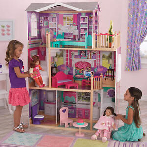 Kidkraft doll house for 18 in Doll London Ontario image 1