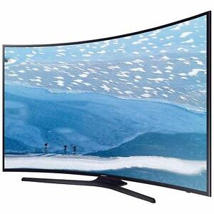 "Samsung 65"" UHD 4K Curved Smart TV KU6490 Series 6 Mobile Depot Macleod Tr. T.V BlowOut Sale!"