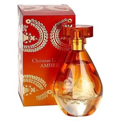 Avon Christian Lacroix Ambre for Her EDP Spray 50ml - New/Sealed - UK ONLY
