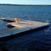 Dock construction + repair.(Bracebridge ,Gravenhurst and beyond)