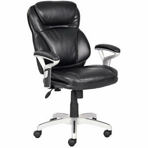 True Innovations Task Chair Bonded Leather