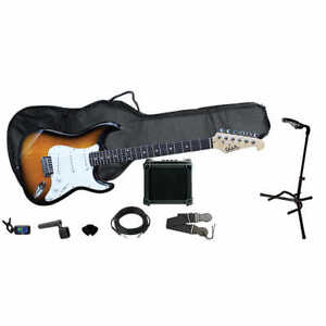 GWL Electric Guitar with AMP, Stand and Case