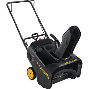 "21"" snowblower"