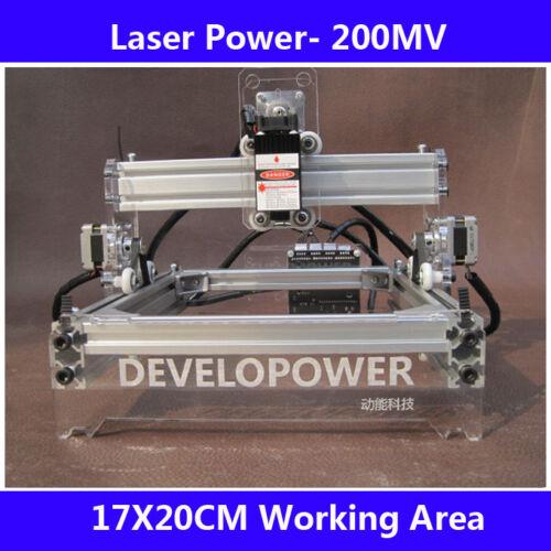 DIY Laser Engraving machine Laser Engraver Laser Cutter For Wood Plastic Paper