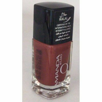 Amanda Certified Halal Breathable Nail Polish Water Permeable Wadu Friendly #28