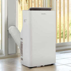 Danby 12,000 BTU Portable 3 -in- 1 Air Conditioner with Silencer