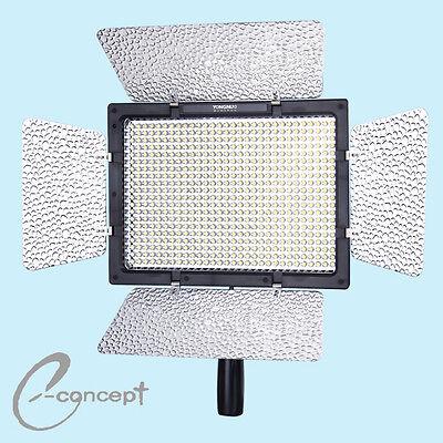 YONGNUO YN600L with 600pcs 5500K LED Studio Video Light for Canon Nikon Sony segunda mano  Embacar hacia Mexico
