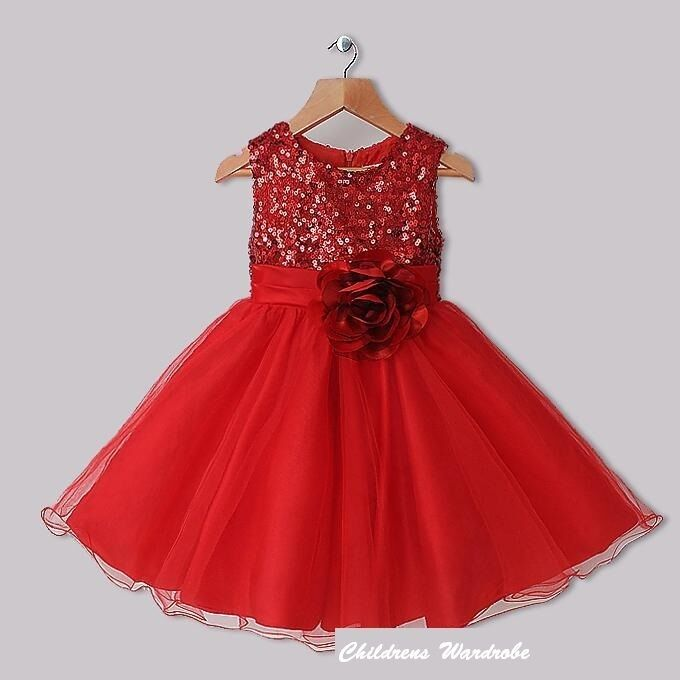 Beautiful Red Party Dress in stock £10