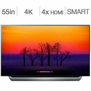 New LG OLED 55 C8 PAU Smart 4K TV