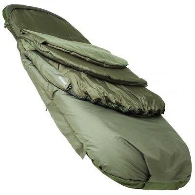 Trakker 365 Sleeping Bag All Season Aquatexx Layered NEW Version - 208232
