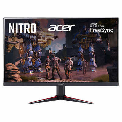 """Brand New Acer Nitro VG270 27"""" Class FHD IPS FreeSync Gaming Monitor"""