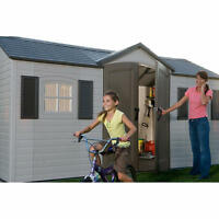 installation for costco15 ft. x 8 ft. Outdoor  Shed $ 250 cash