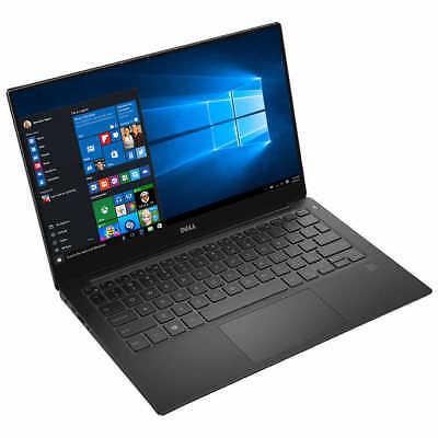Dell Xps 13 9360 I7 7560U 16Gb 512Gb Pcie Ssd Iris 640 Qhd  Touch Laptop