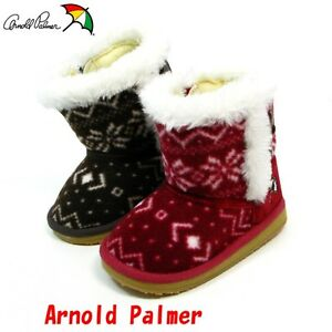 Baby Arnold Palmer winter boots Brand new