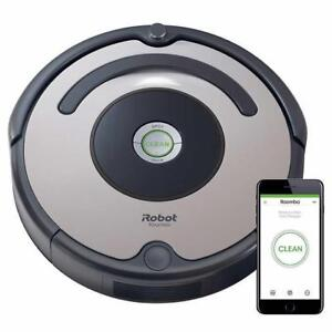 iRobot Roomba 677 Wi-Fi Connected Vacuuming Robot - NEW ! - Aspirateur-Robot Roomba 677 Smart Wi-Fi - (NEUF) BESTCOST.CA