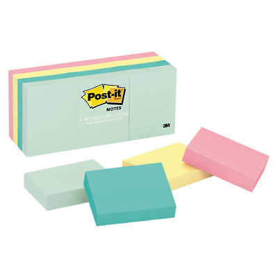 Post-it Self Stick Notes 1-12 X 2 Assorted Colors 24-count