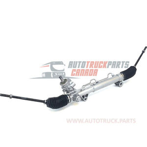 Chevrolet Uplander Steering Rack and Pinion 07-12 Pontiac Montan