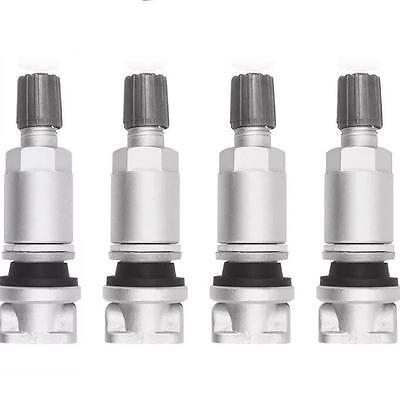 4 x New Tyre Pressure Sensor VDO Valve Repair Kit TPMS Stem Ford Galaxy Mondeo