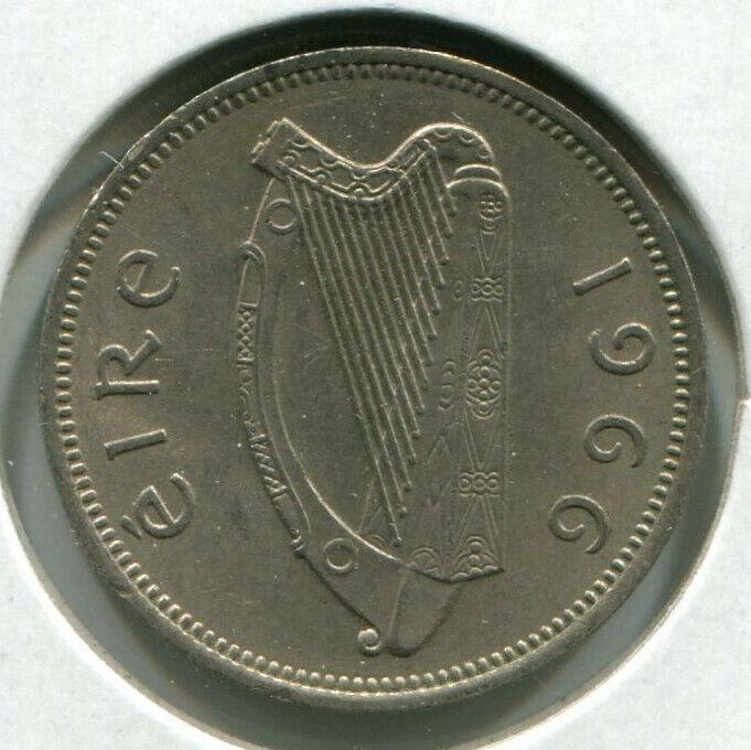 Ireland (Eire) One Shilling 1966
