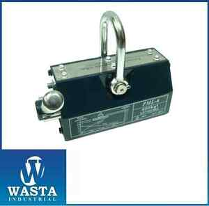 Permanent Magnetic Lifter Lifting Magnet 600 Kg WASTA