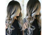 Hair extensions weaves micro rings ombre and more