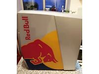RED BULL COUNTER TOP FRIDGE