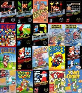 Nintendo with more than 3500 GAMES on it (Nes/Snes/N64/Atari)