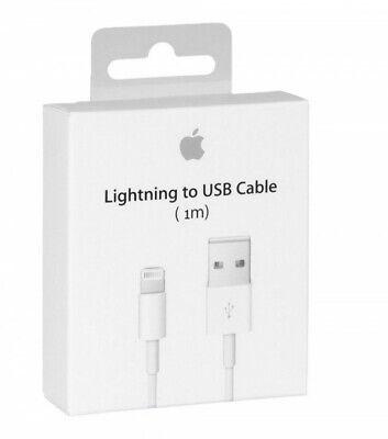 Cable Original 100% Apple Carga Lightning MD818 1m iPhone 6s 7 8...
