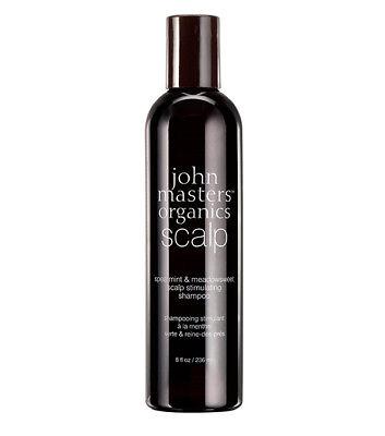 John Masters Organics Shampoo (John Masters Organics Spearmint & Meadowsweet Shampoo 236ml)