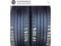 Tyre shop / new tyres / PartWorn tyres / Car & Van Part Worn Used Tyres for Sale . TYRES FITTED