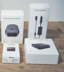DJI Mavic Pro Accessories, Charger, Controller + more