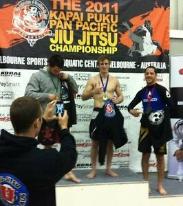 LEARN FROM AUSTRALIAS YOUNGEST BJJ BLACK BELT Miranda Sutherland Area Preview