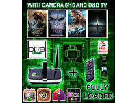 ANDROID QUAD CORE UNLOCKED with, D&B TV