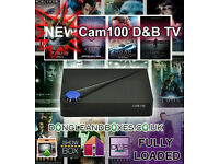AMAZING BRAND NEW CAM 100 D&B TV ANDROID WITH EVERYTHING YOU NEED