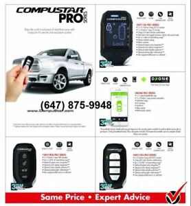 Compustar Remote Starter SPECIAL PRICING!!!!